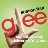 Signed Sealed Delivered I'm Yours (Glee Cast Version)