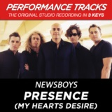 Presence (My Hearts Desire) [Performance Tracks] - EP