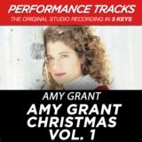 Amy Grant Christmas Vol. 1 (Performance Tracks) - EP