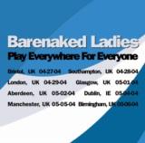 Play Everywhere For Everyone - Aberdeen, Scotland  5-2-04 (DMD Album)