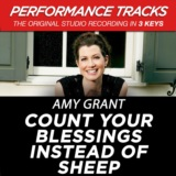 Count Your Blessings Instead of Sheep (Performance Tracks) - EP