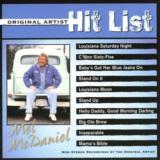 Original Artist Hit List: Mel McDaniel