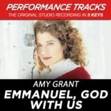 Emmanuel, God With Us (Performance Tracks) - EP