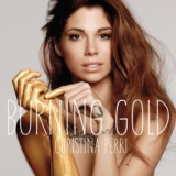 burning gold