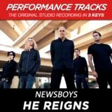 He Reigns (Performance Tracks) - EP