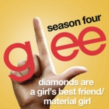 Diamonds Are A Girl's Best Friend / Material Girl (Glee Cast Version)